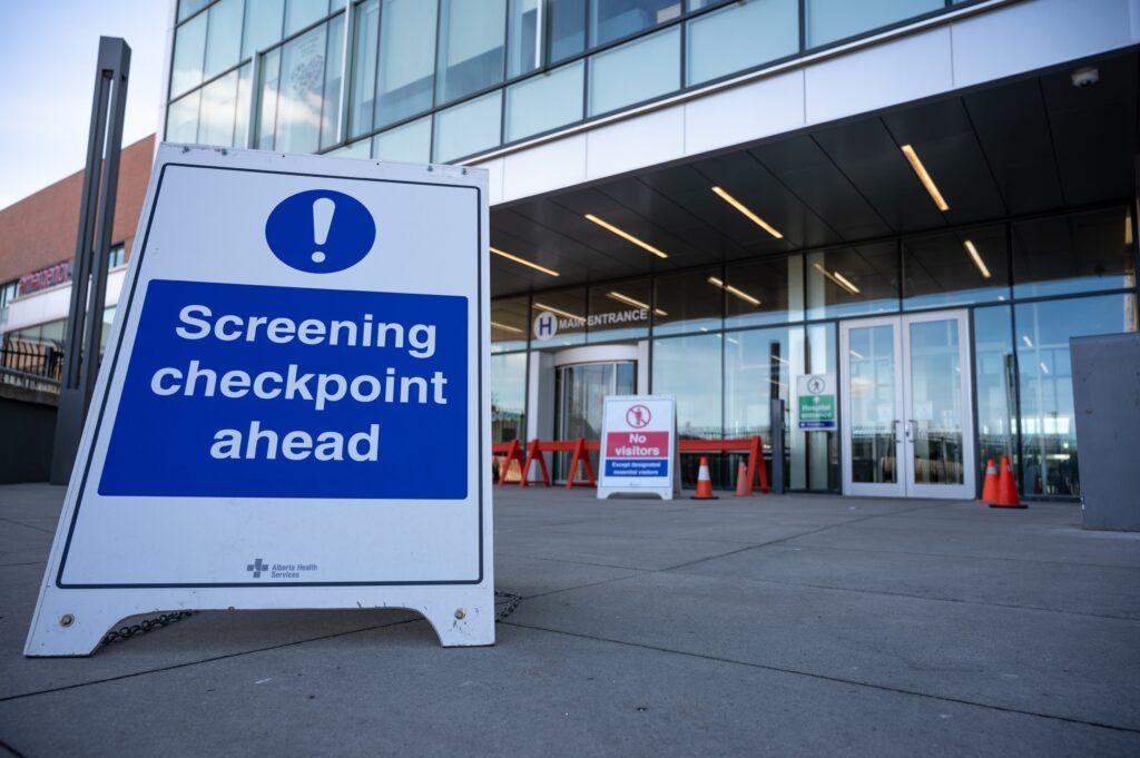 Hospital Visitor Restrictions